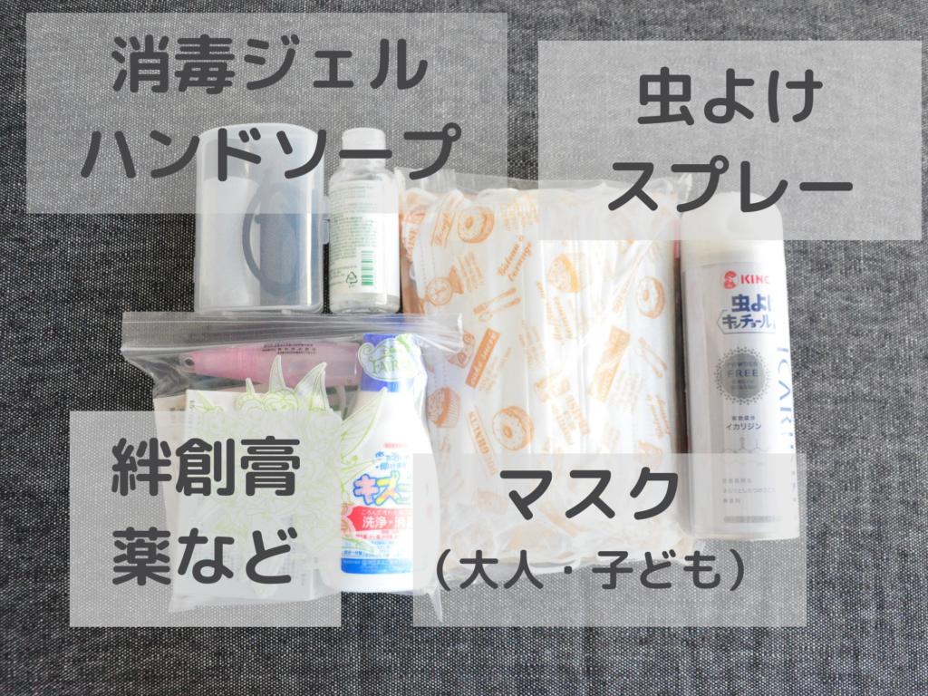 マスク・衛生用品